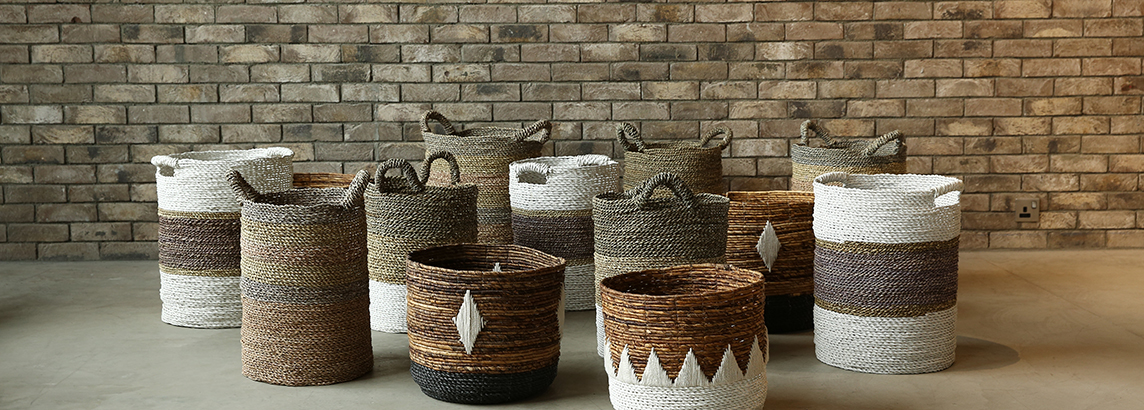 Handcrafted Seagrass